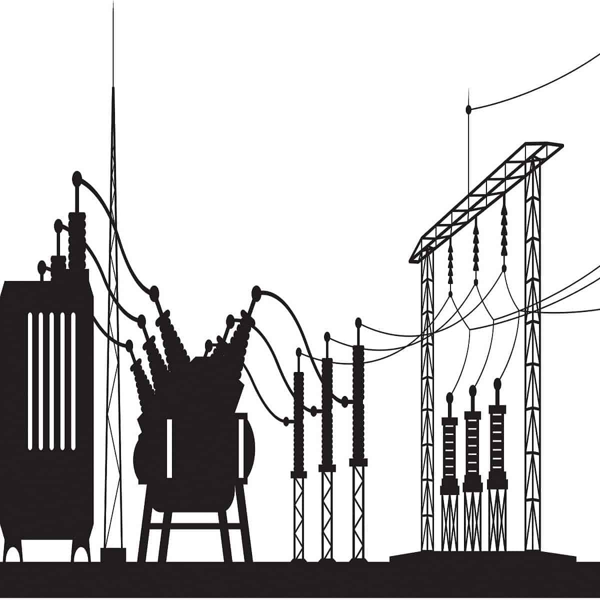 High Voltage Substation & Distribution Line