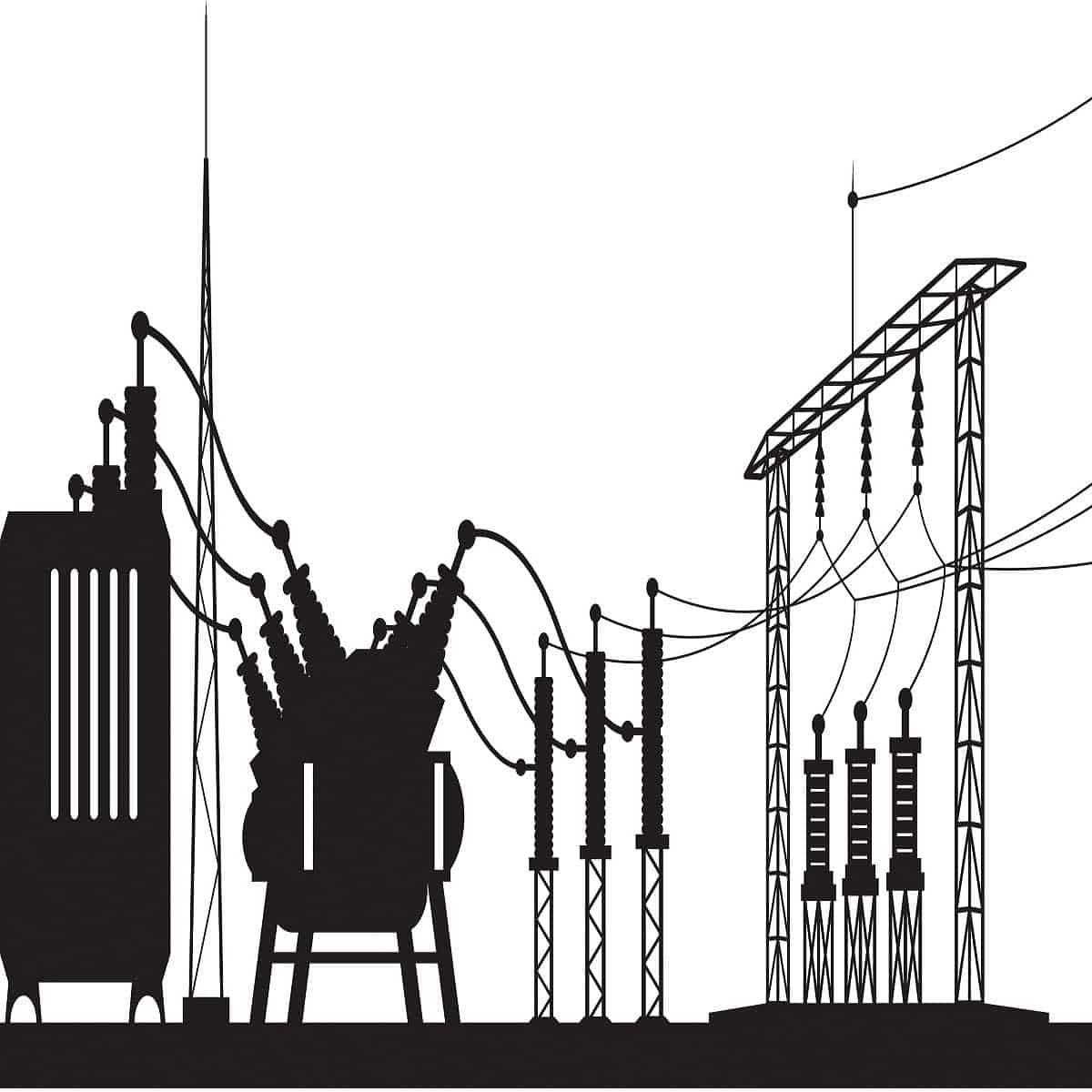 High Voltage Substation & Distribution Line