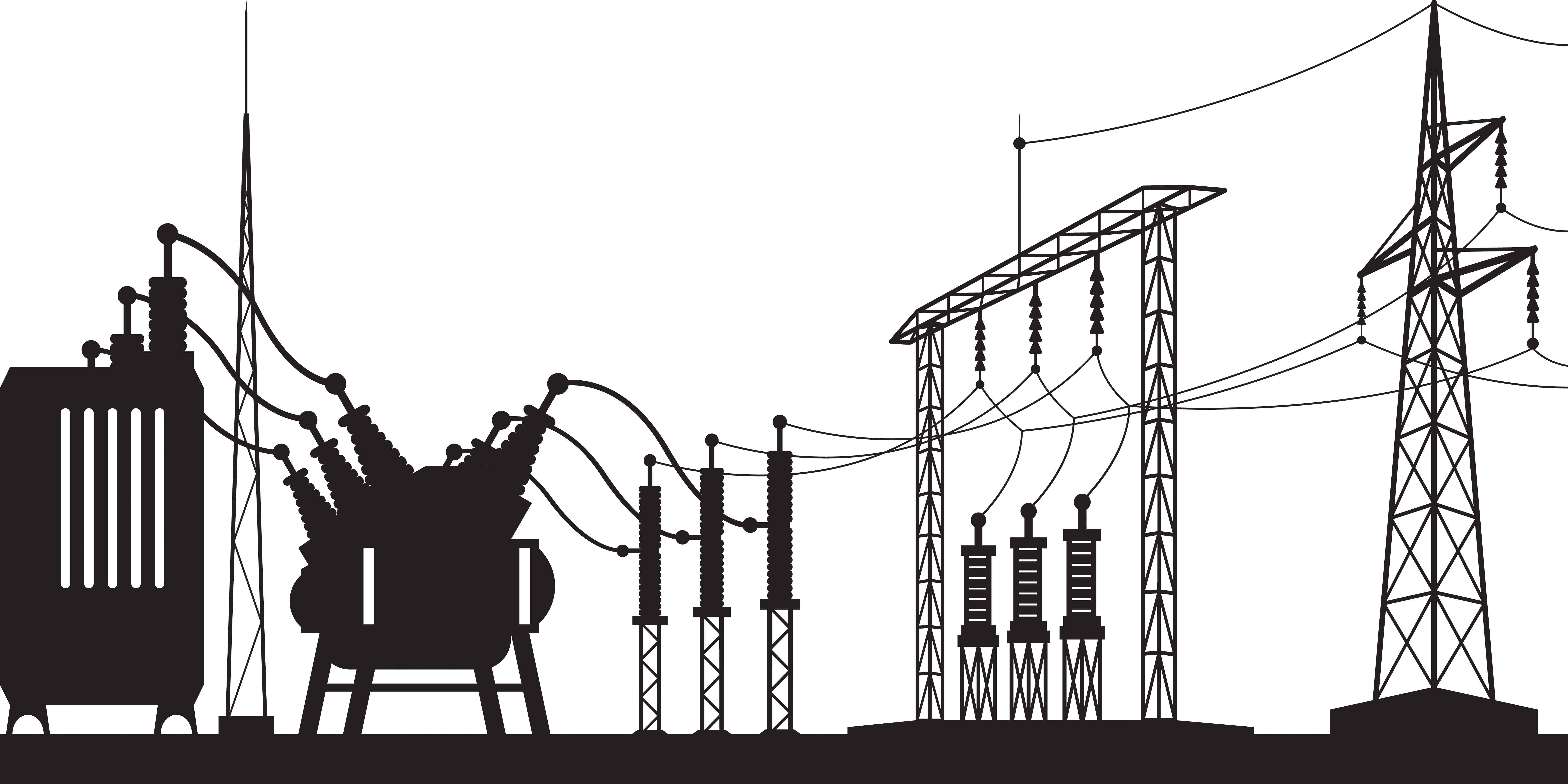 Substation electrical engineering